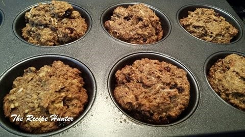 30 day muffins vegan