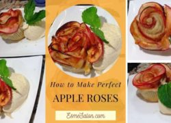 APPLE ROSES SIMPLY ELEGANT AND DELICIOUS