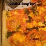 Quick & Easy Tart