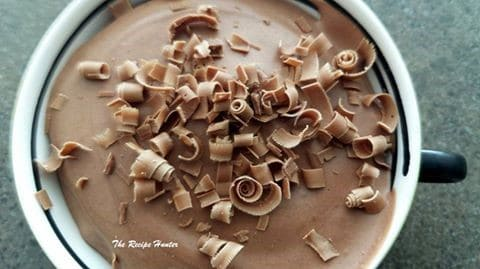 AMARULA CHOCOLATE MOUSSE