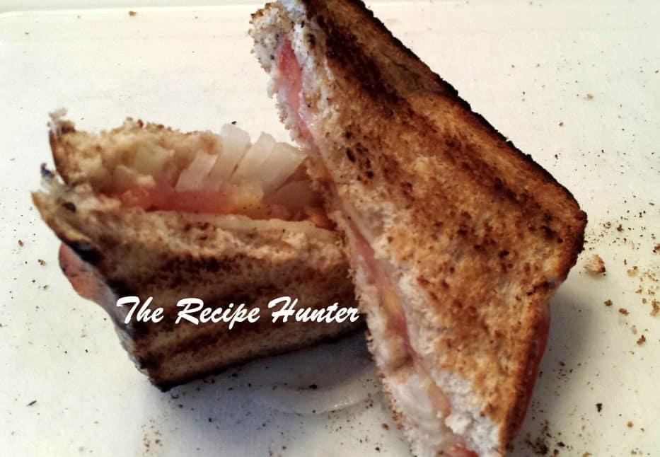BBQ Sandwiches braaibroodjies
