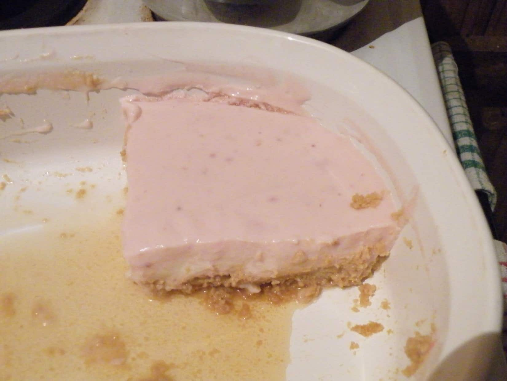 Quick and easy Cheese Cake