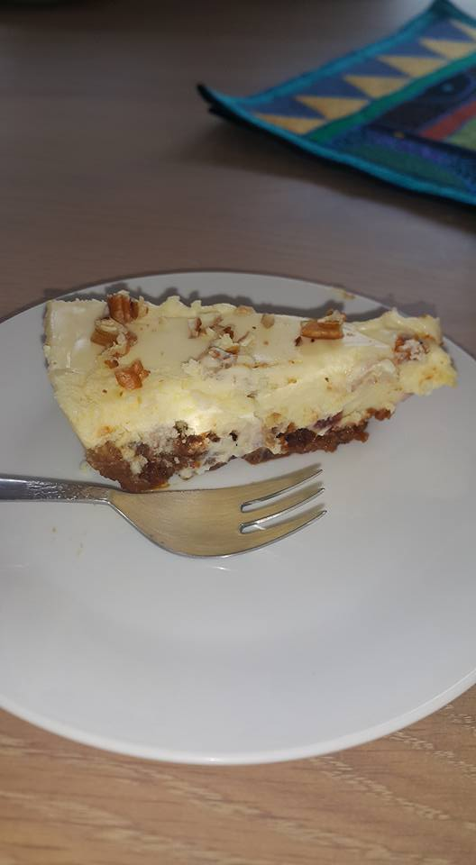 Kenny's Microwave Cheesecake3