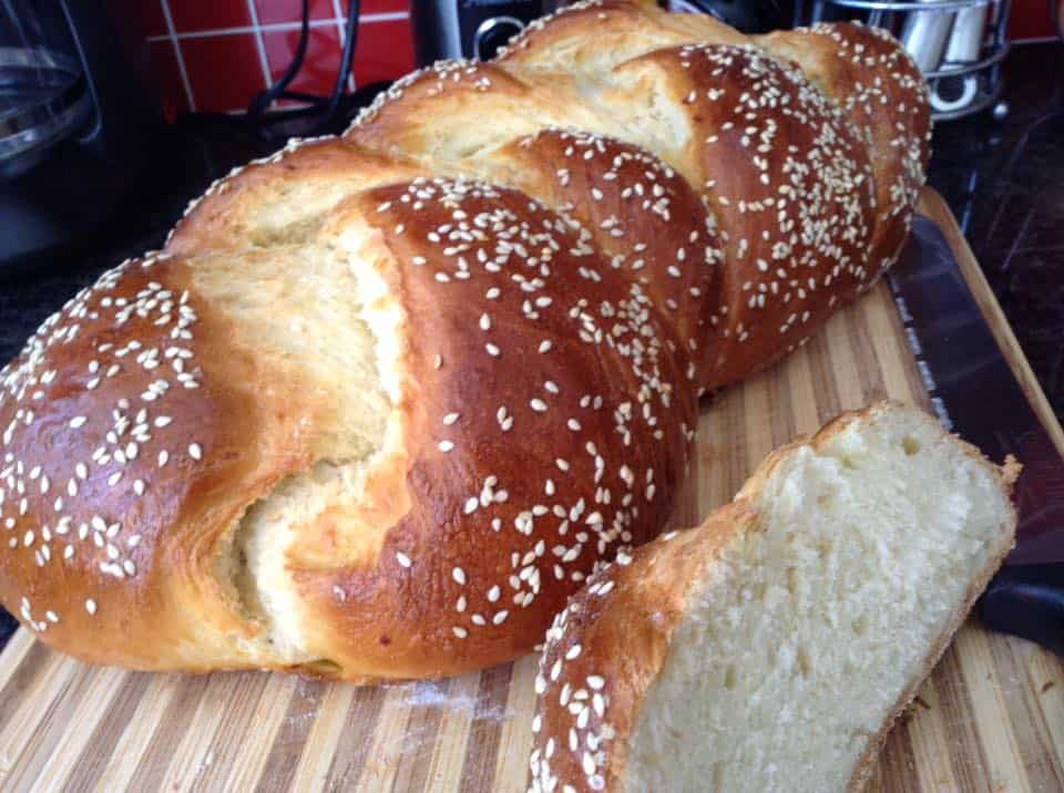 Tried and Tested homemade bread