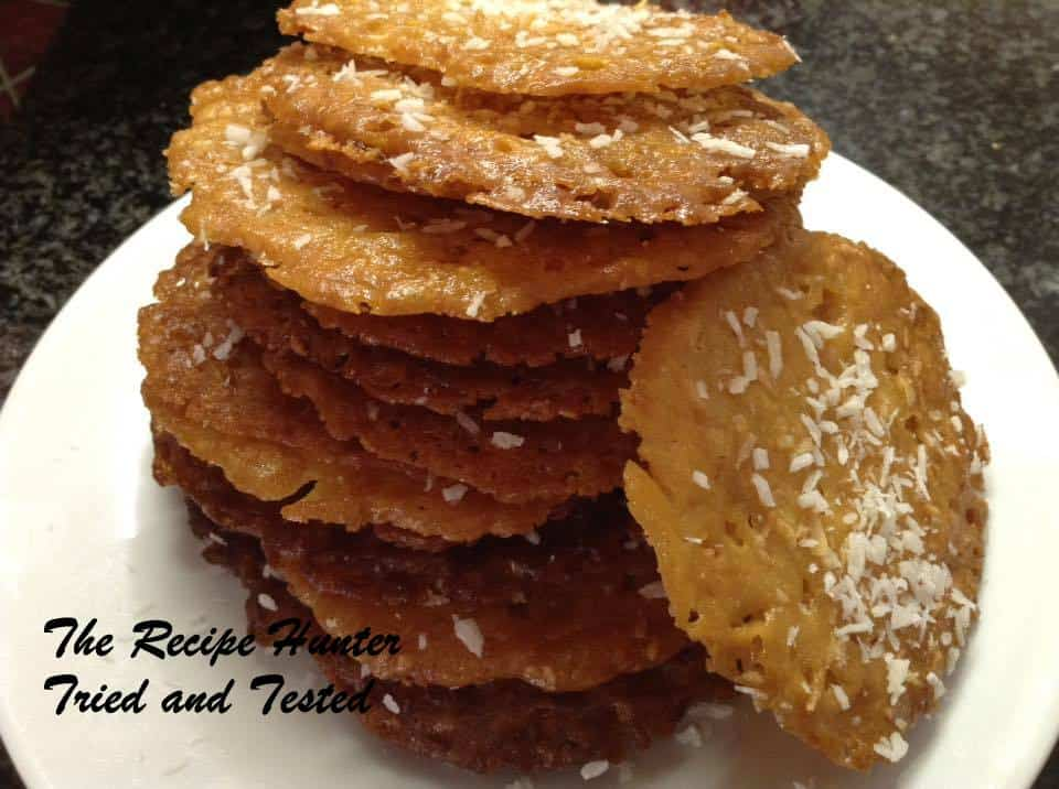 Coconut Thins