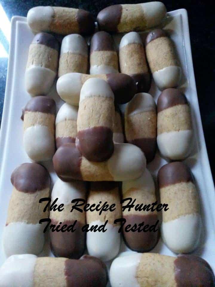 TRH Coffee Biscuit