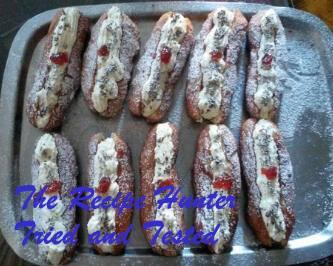 TRH Cream Doughnuts