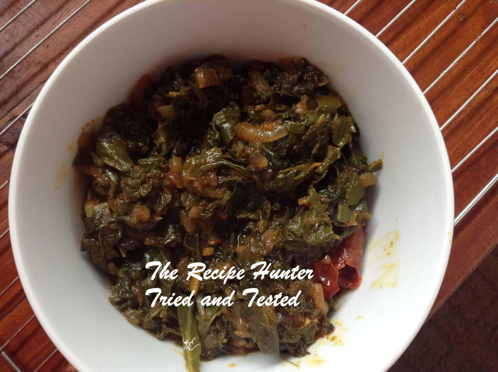 TRH Herb curry