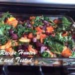 Kale, Butternut and Beet Salad