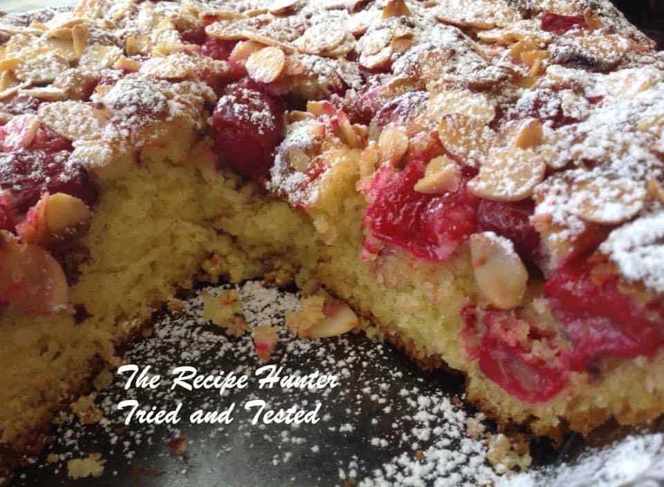 TRH Sweet Cherry Cake1