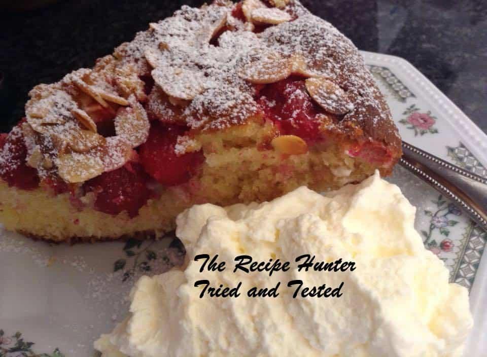TRH Sweet Cherry Cake2