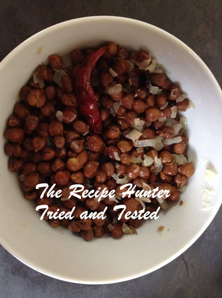 TRH T&T Kadelee Indian Chick peas