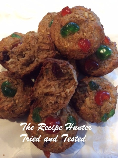 30-days healthy muffins