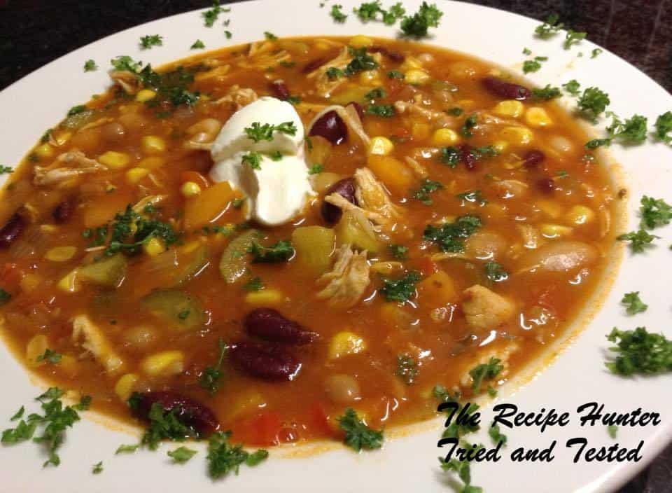 TRH Chunky Chicken Soup