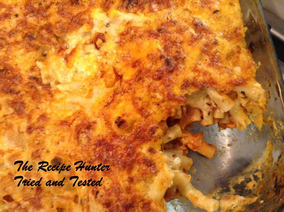 TRH Gails Mac & Cheese Combo