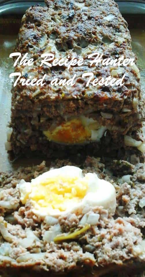 TRH Scotch Eggs Meatloaf
