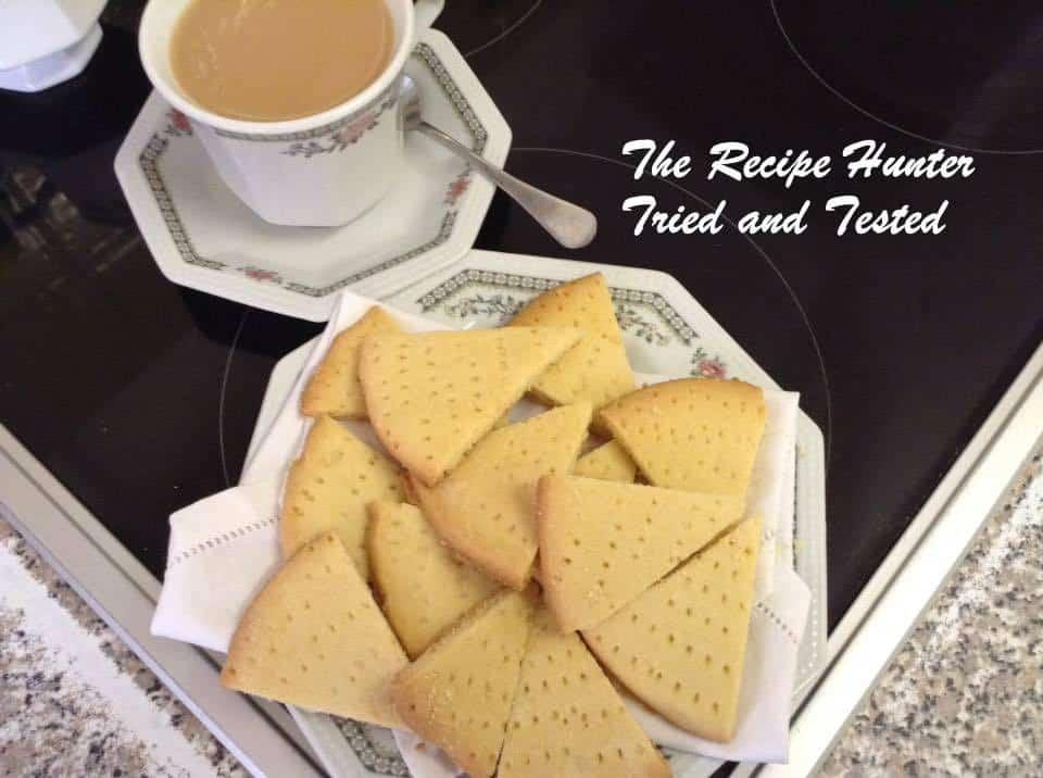 TRH Shortbread Biscuits
