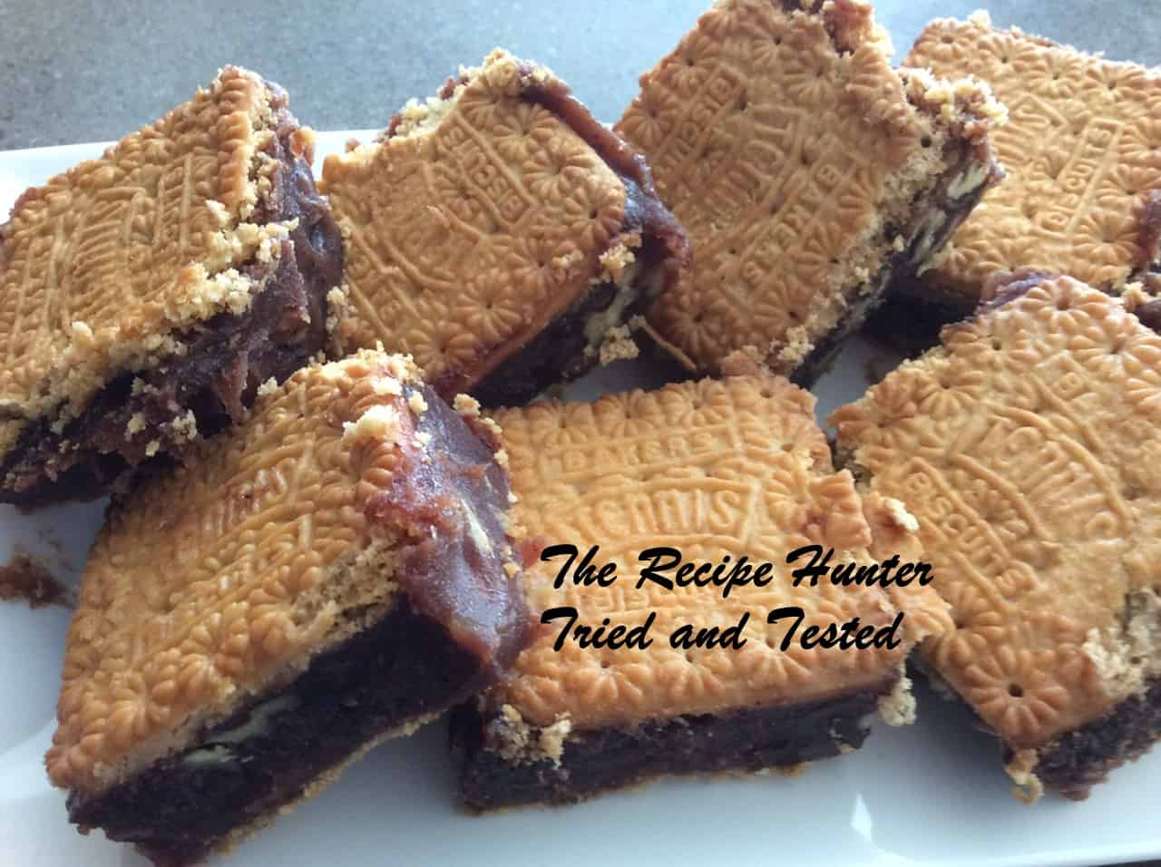 TRH SPIKED FRUIT SQUARES