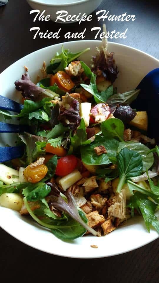 TRH Tropical Chicken Salad
