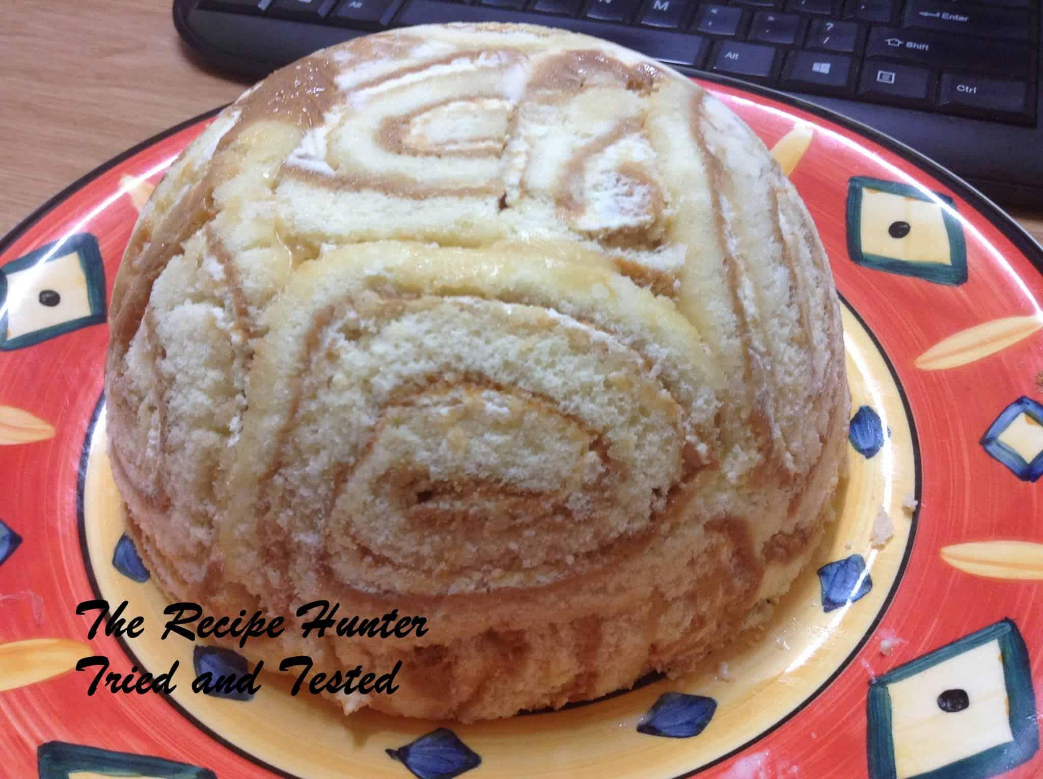 TRH Winter Swiss roll dessert1