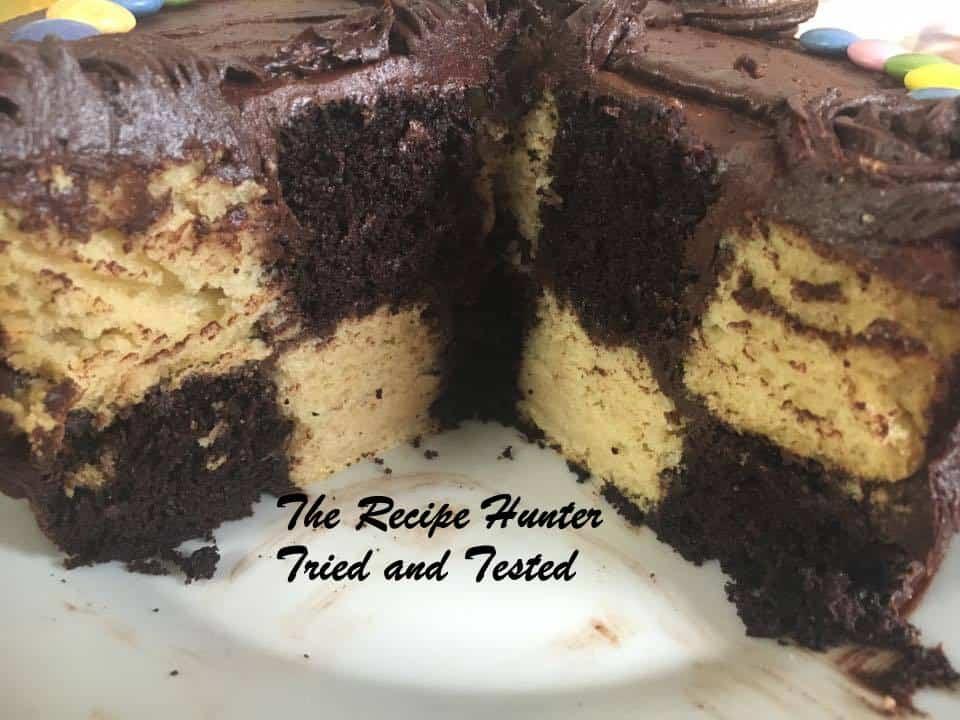 TRH Bobby's Eggless Chocolate cake2