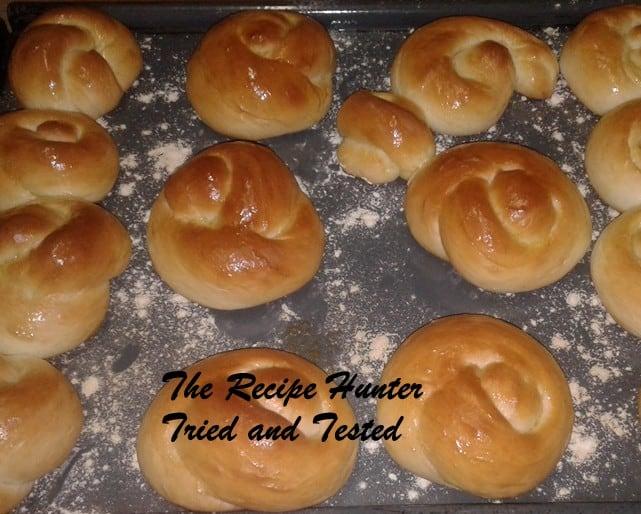 TRH Fatima's arabic bread