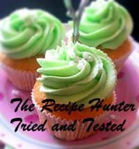 TRH Faye's Cream Soda Cupcakes