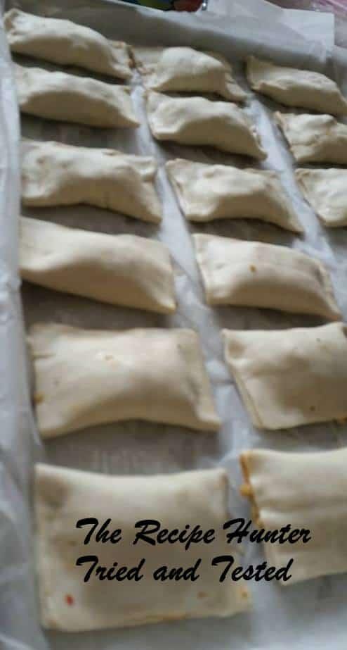 TRH Faye's Sago pie filling