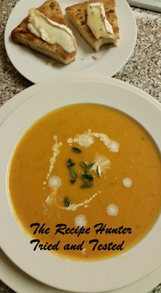 TRH Gail's Butternut Soup