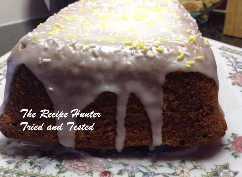 TRH Gail's Royal Cream Cake