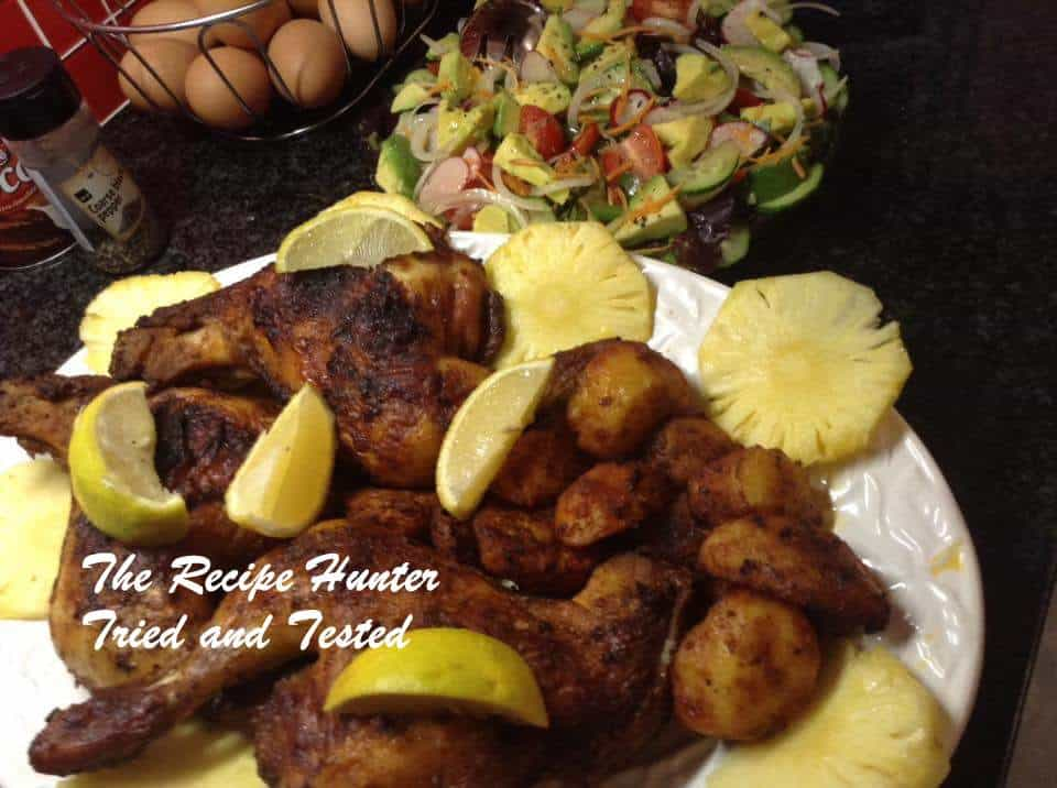 TRH Gail's Tandoori Chicken