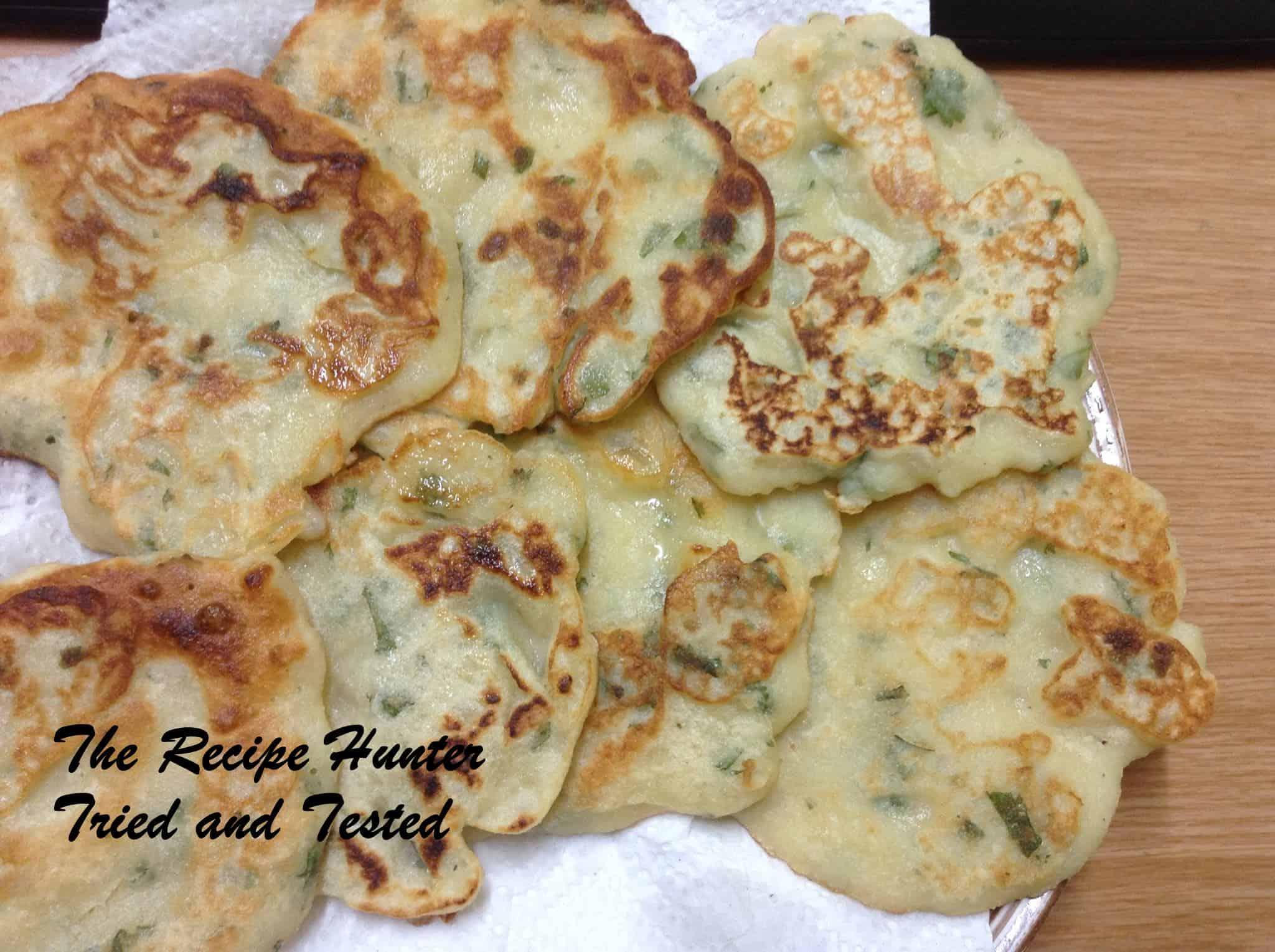 Bobby's Indian Pancakes