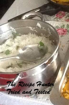 TRH Kamalini's Basmati rice