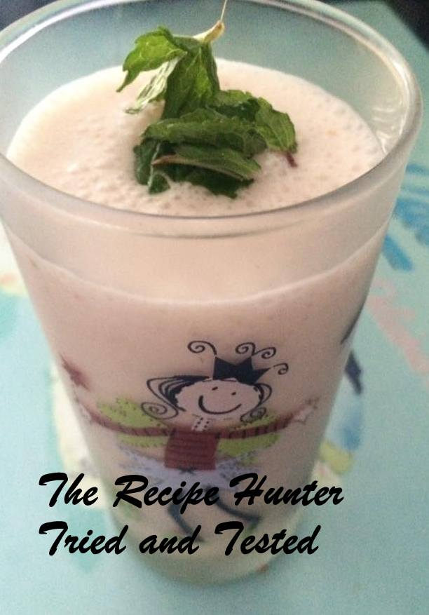 Kamalini's Healthy Smoothie