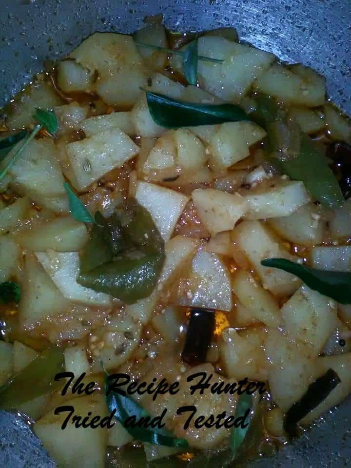 TRH Layne's White potatoes