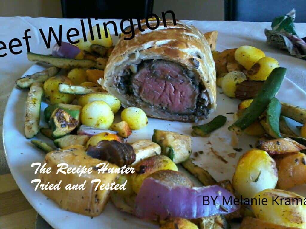 TRH Melanie's Beef Wellington