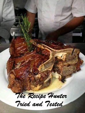 TRH Philip's T-bone steak