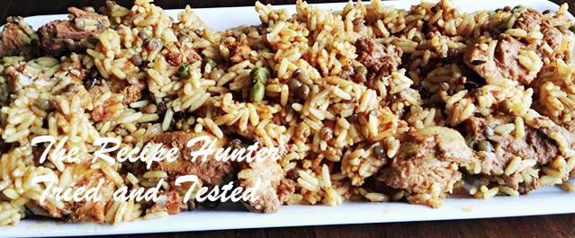 TRH Sureka's Chicken Akni