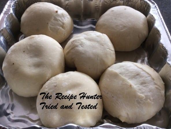 TRH Es's Bread Rolls with meat filling