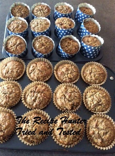 TRH Es's Breakfast muffins