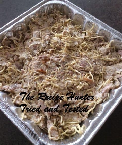 TRH Es's Chicken and Pasta