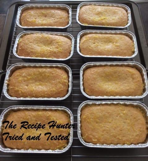 TRH Es's Lemon Loaf