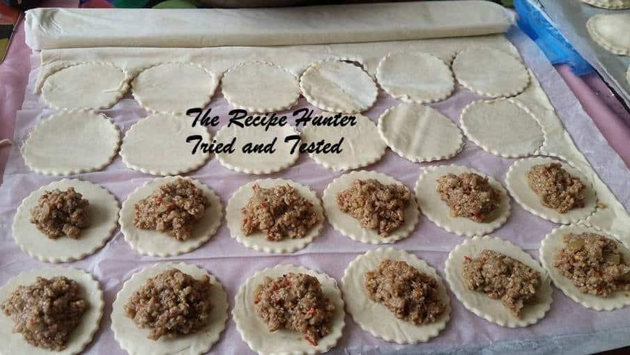 TRH Faye's Mince pie filling1