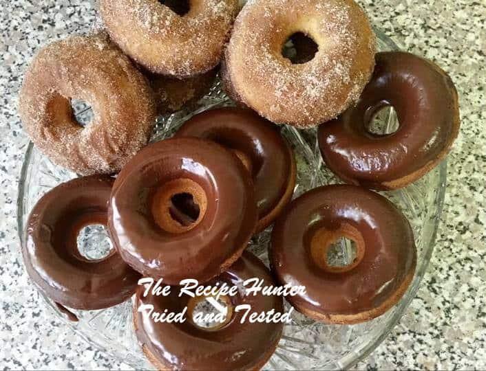 TRH Gail's Baked Doughnuts