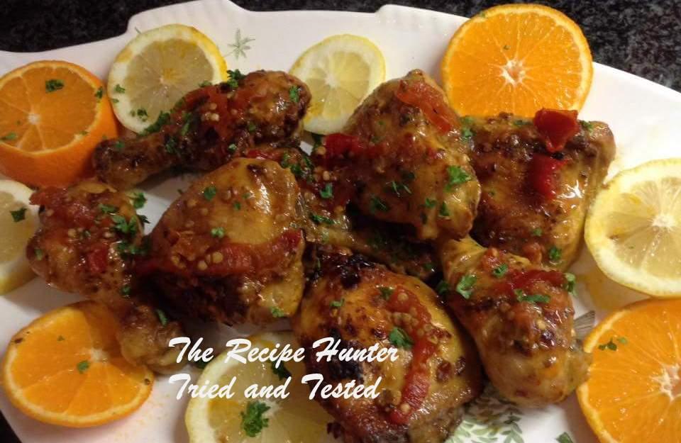 TRH Gail's Nandos Chicken