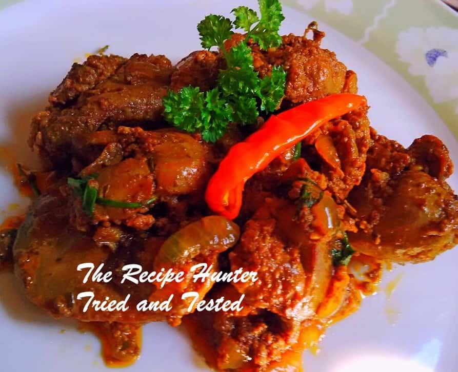 TRH Irene's Spicy Chicken Livers