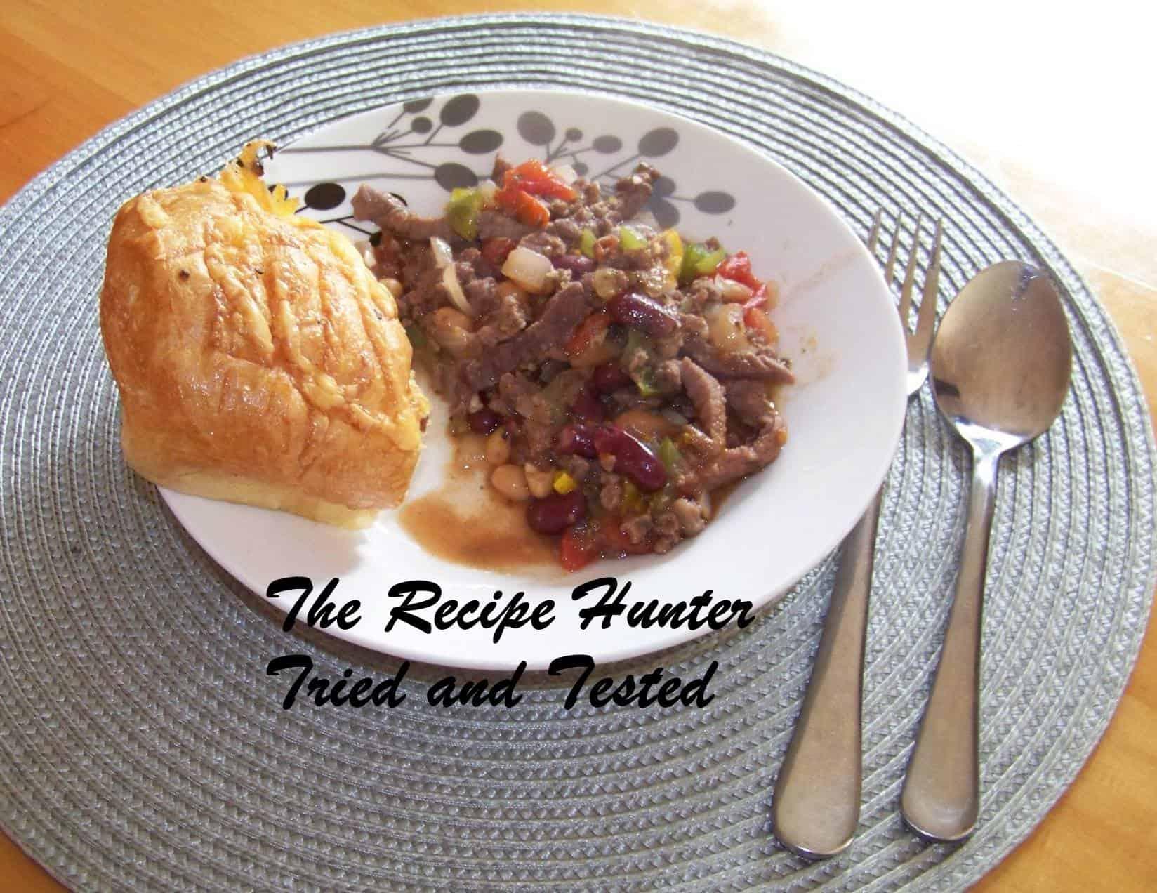 TRH Julia's Chilli Con Carne