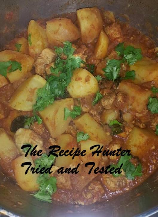 TRH Kamalini's Chicken Curry