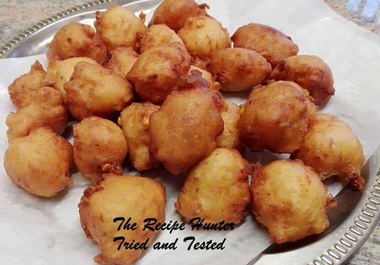 Moegsida's Sweetcorn dhaltjies – Chilli bites