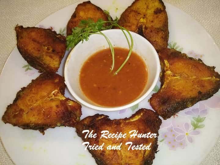 TRH Moumita's Bengali Fish Fry
